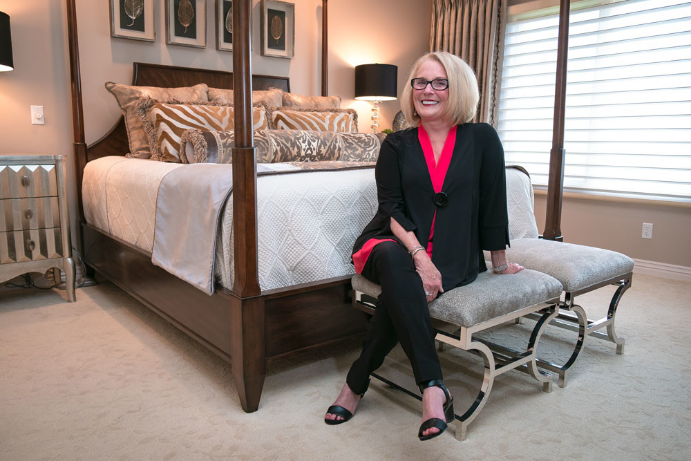 INTERIOR CHIC: Nola Shiversu0027 Decorating Den Interiors Franchise Carries A  Network Of 140 Furniture