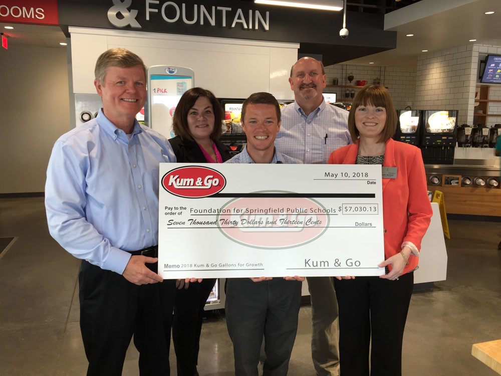Fueling Growth