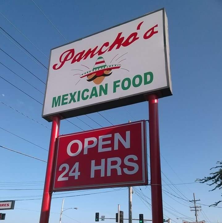 Pancho's Mexican Food's 2027 N. Glenstone Ave. restaurant is closed.
