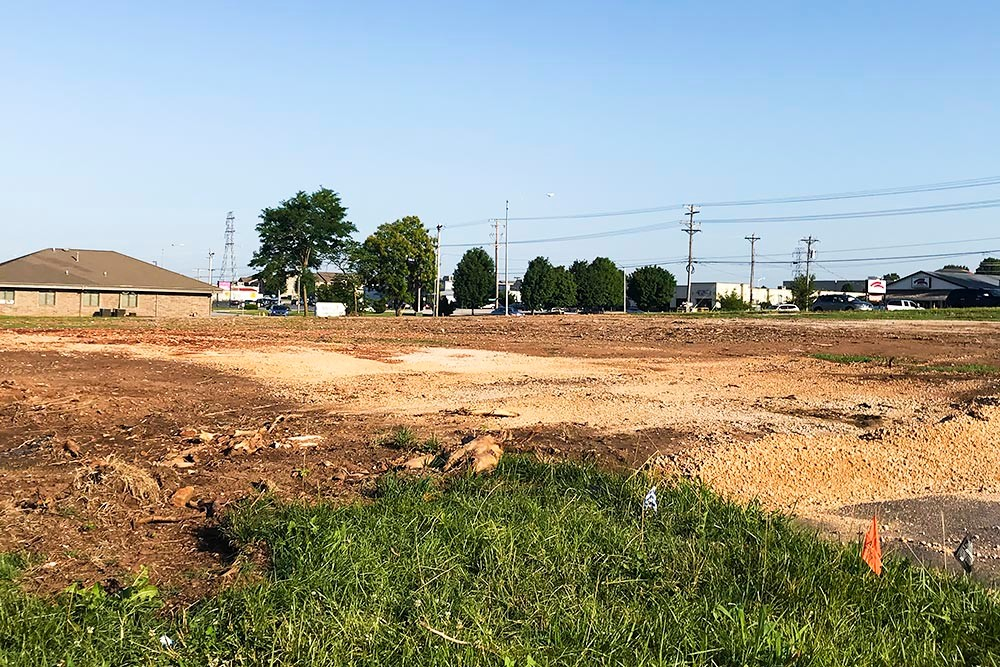 Plans are in the works for a more than 13,000-square-foot clinic at the southwest corner of Republic Road and Scenic Avenue.
