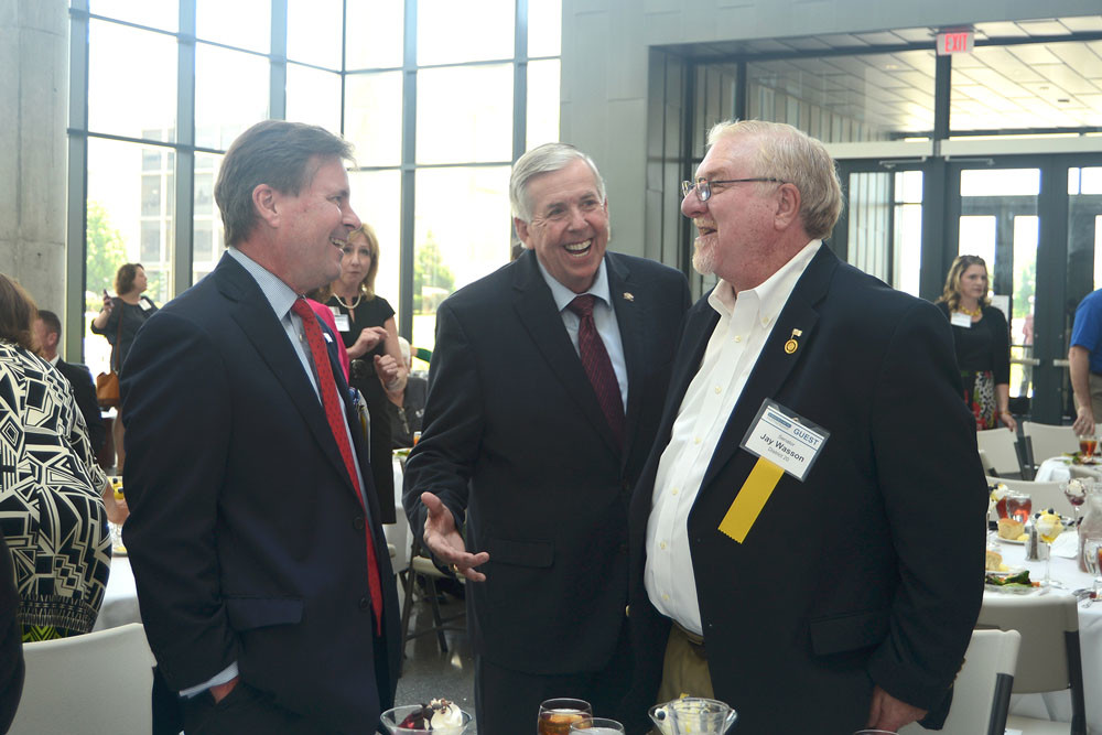 Nod to Jeff City