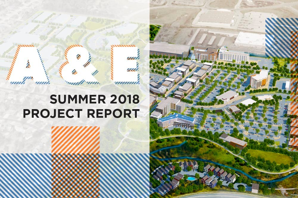 Summer 2018 Architects Engineers Project Report Sbj