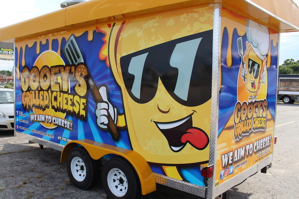 Gooey's Grilled Cheese opens at the SGF Mobile Food Park.