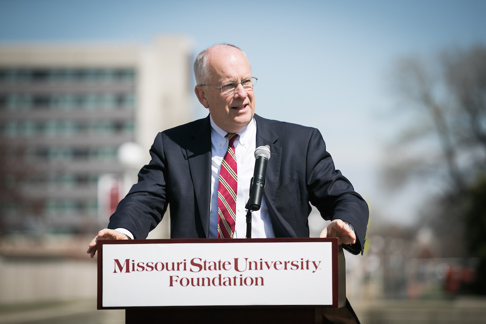 Clif Smart is approved to serve as Missouri State University's president through June 30, 2026.
