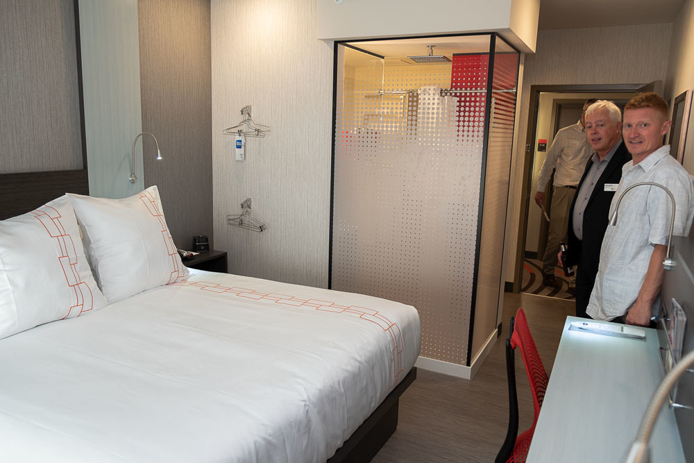 First in United States