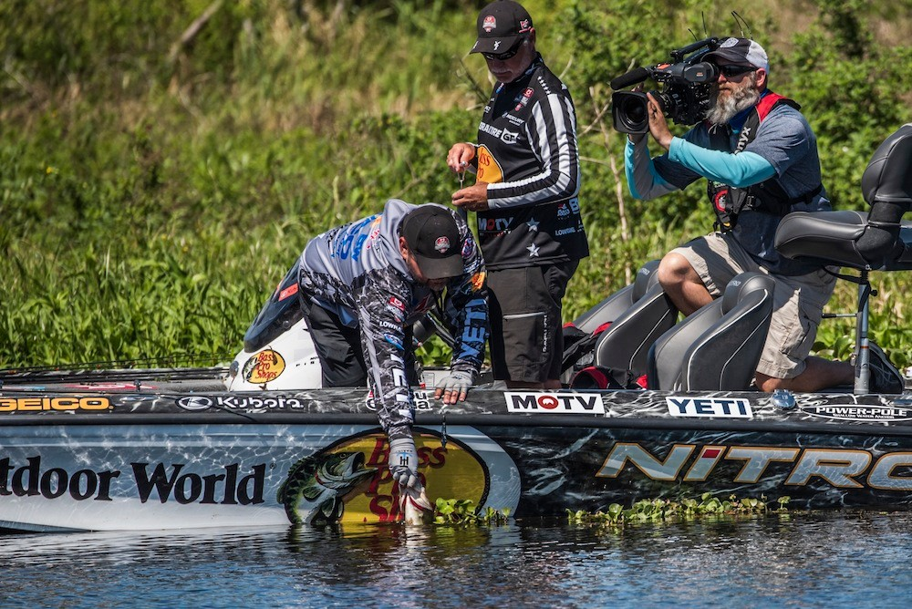 The Bass Pro Tour is the centerpiece of expansion plans for Major League Fishing.