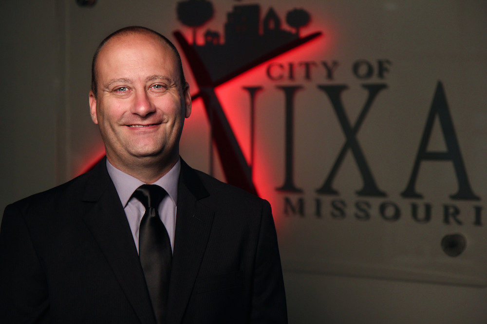 Jimmy Liles is the new city administrator for Nixa.