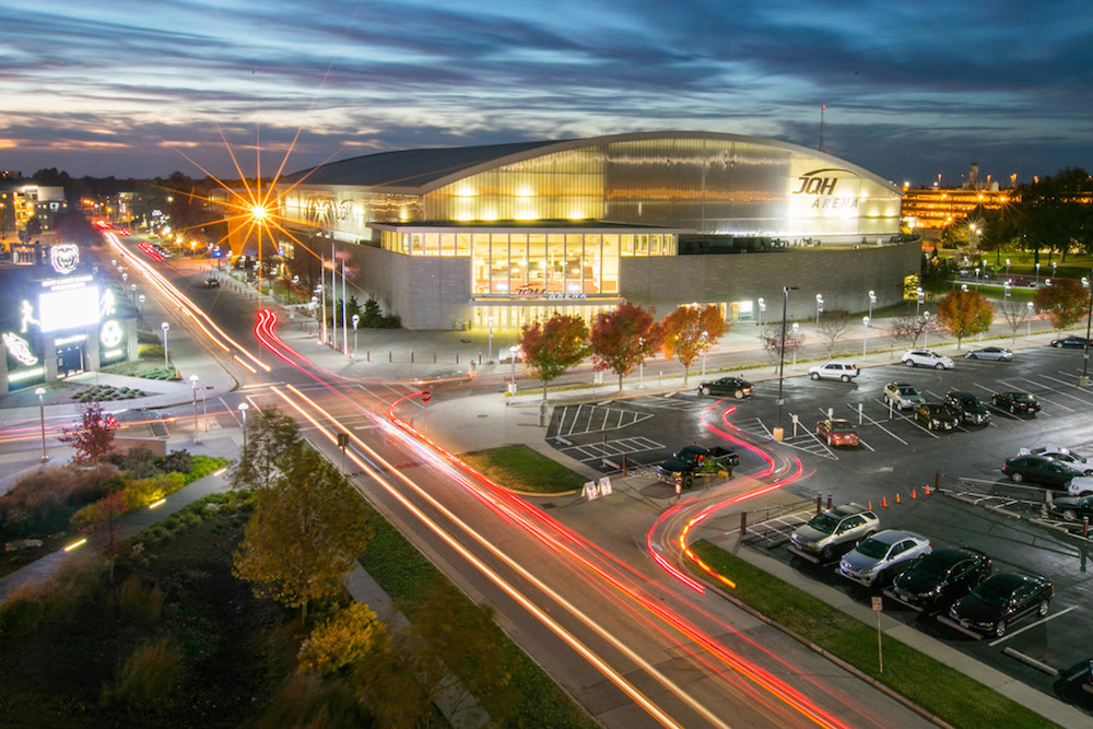Missouri State University and JD Holdings reach a multimillion-dollar settlement over JQH Arena naming rights.