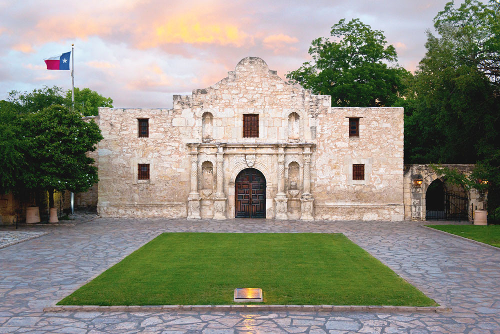 PUBLIC RECEPTION: H2R's findings reveal high brand awareness for the Alamo.