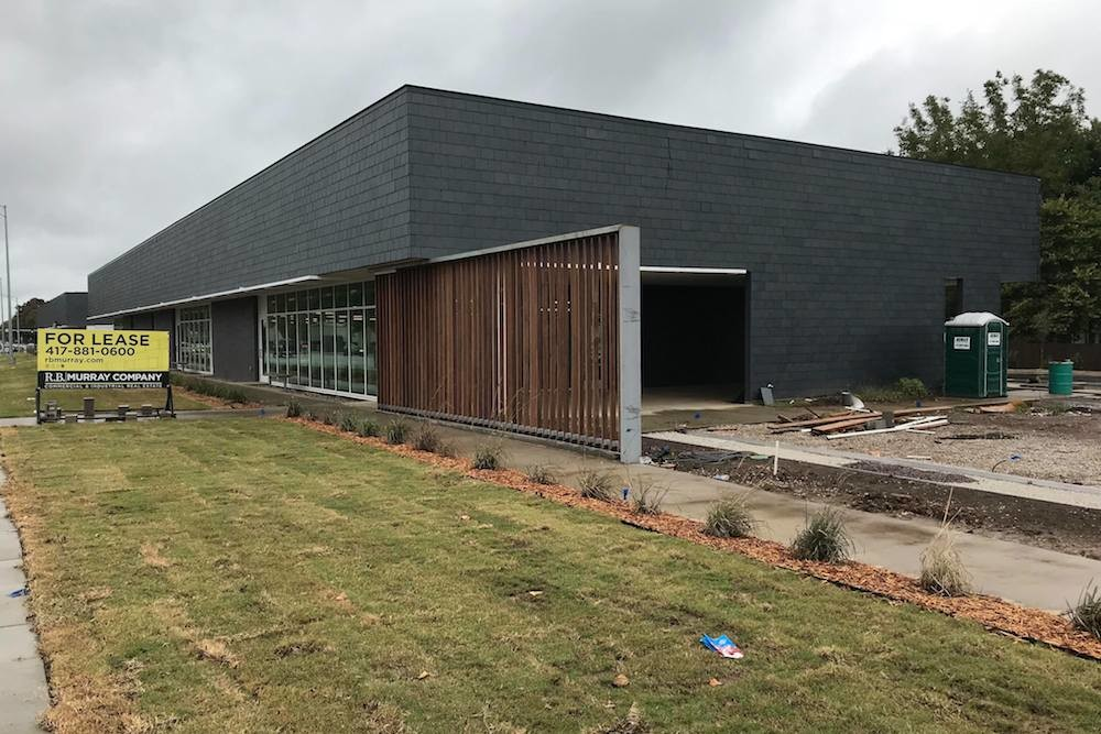 Sagamore Hill Development Co. LLC's central Springfield development is nearly complete.