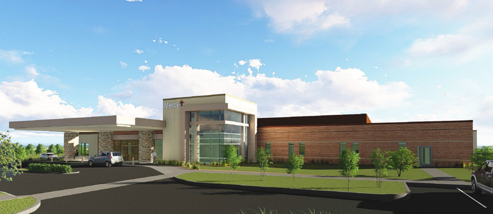 Pitt Development Group is construction manager for Mercy's $22 million Bolivar clinic in the works.