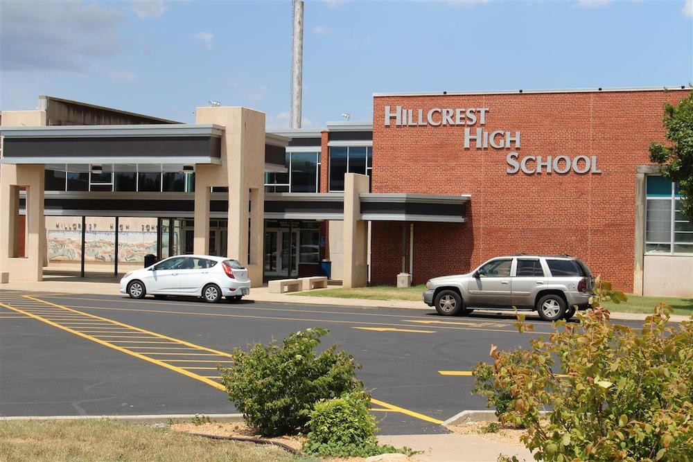 A Hillcrest High School renovation is among projects that would be funded.