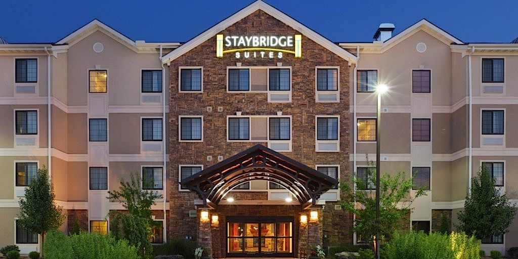 Staybridge Suites, shown here in Fayetteville, Arkansas, is coming to Springfield.