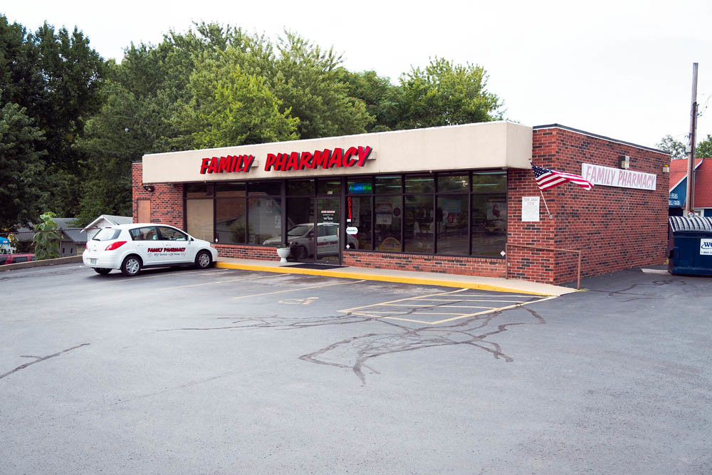 OWNERSHIP SHIFT: Smith Management Services LLC obtained Family Pharmacy's assets on Aug. 7 with a $16 million bid.