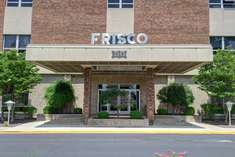 The Frisco Building is the new home for Enactus.