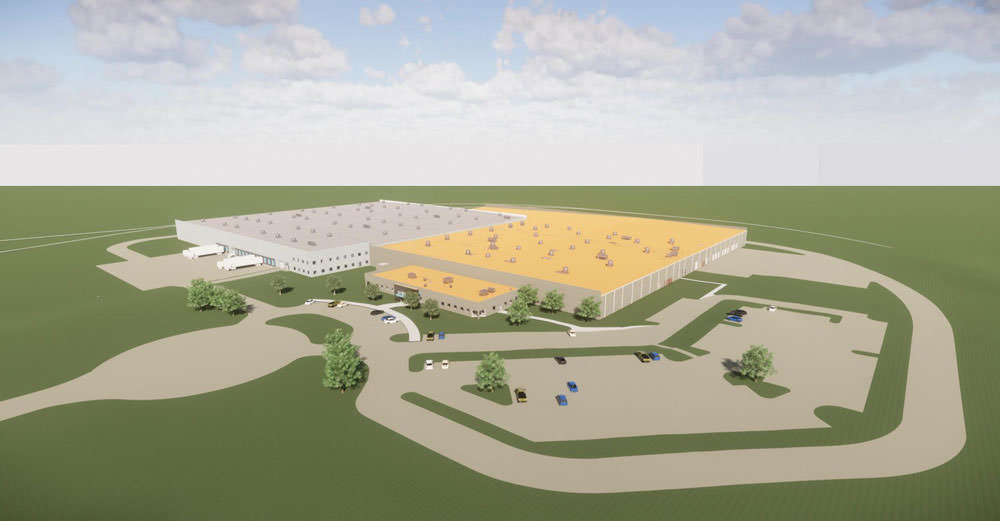 SMC Packaging Group intends to add a 250,000-square-foot warehouse.