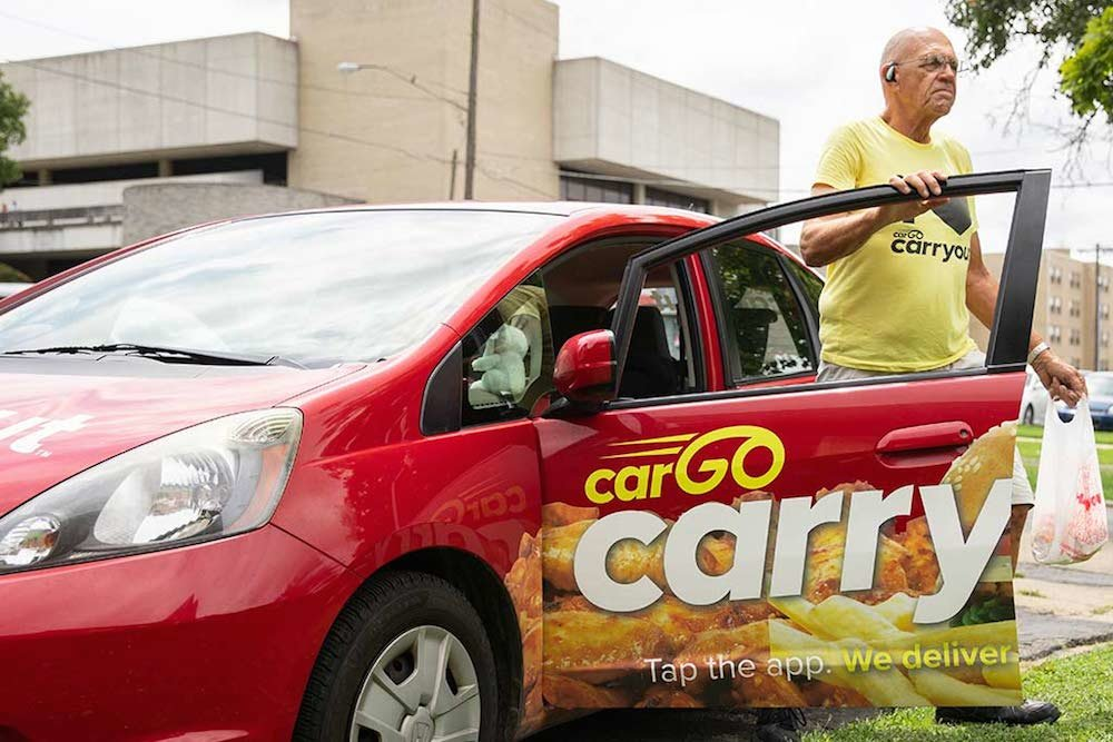 CarGO provides delivery and ride-hailing services.
