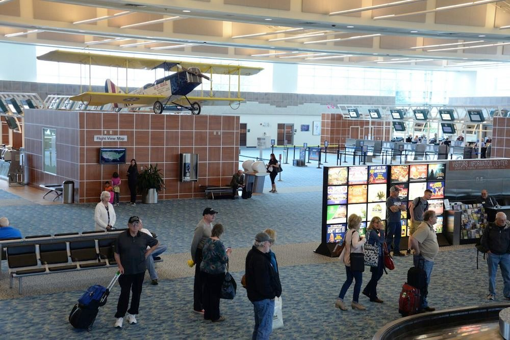 Airport Interactive Media plans to invest more than $260,000 on ad displays inside Springfield-Branson National Airport.