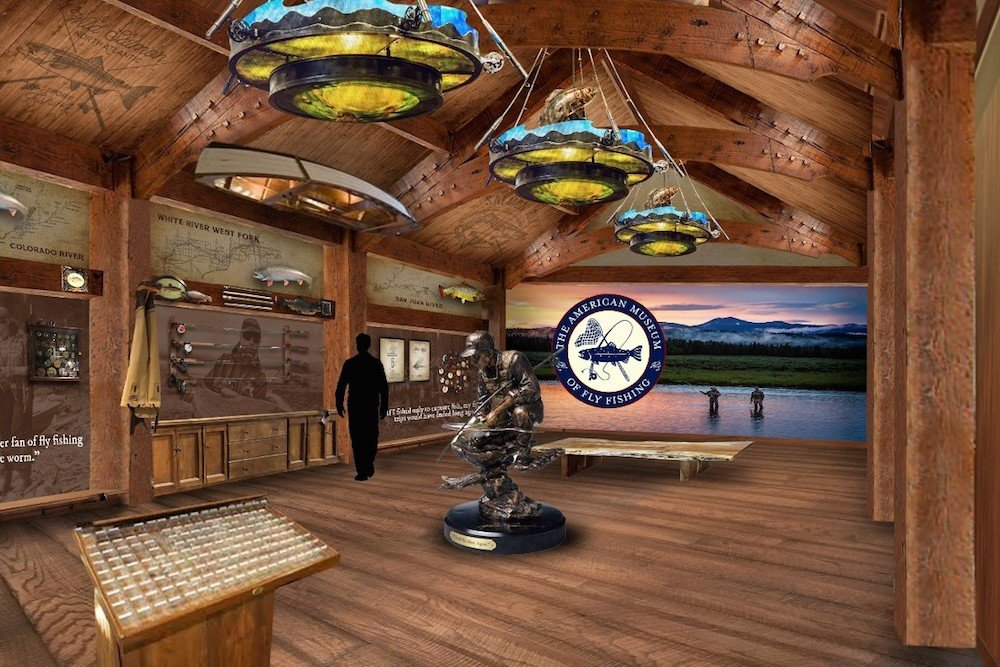Wonders of Wildlife is being expanded to house the American Museum of Fly Fishing.