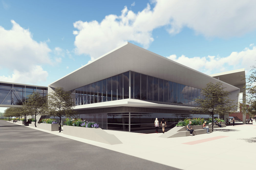 BatesForum no longer will design OTC's Center for Advanced Manufacturing.