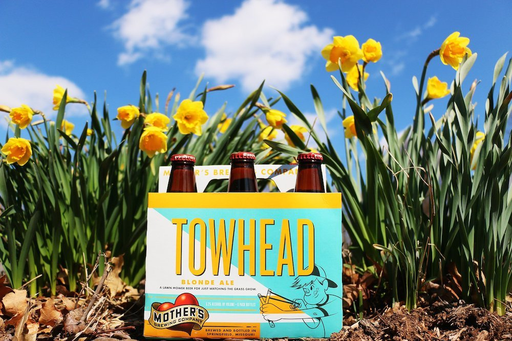 Towhead is no longer being produced by Mother's Brewing Co.