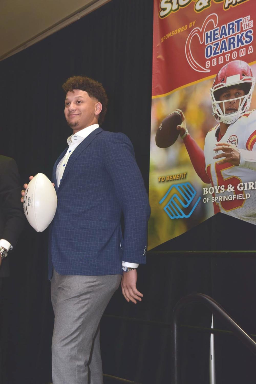 Mahomes Sets Another Record