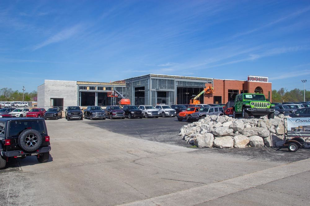 spring 2019 construction in the ozarks youngblood auto group springfield business journal spring 2019 construction in the ozarks youngblood auto group springfield business journal