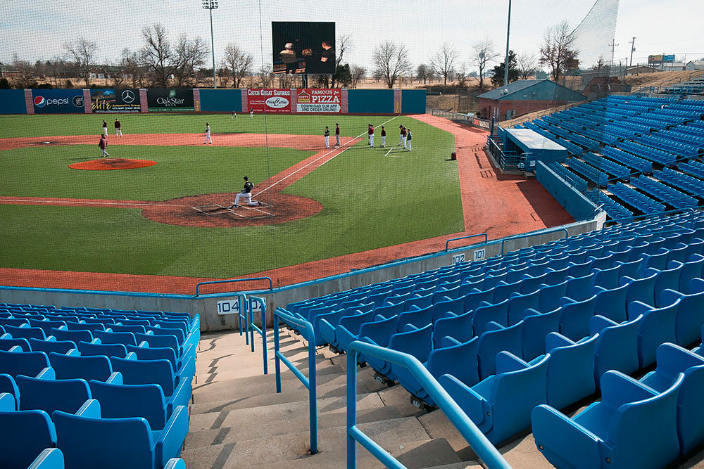 U.S. Baseball operates at the former Price Cutter Park in Ozark.
