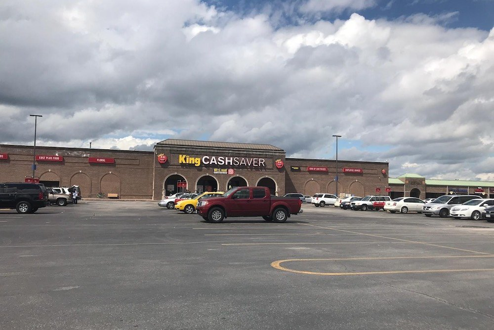 King Cash Saver operated in one of four former Dillons properties Pyramid Foods bought around four years ago.