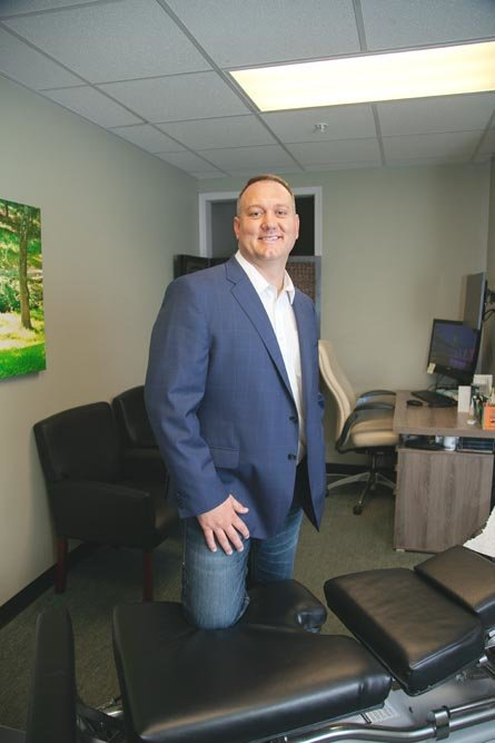 Executive: Dr. Steven Loehr, CEO/ownerEmployees: 26 full time, 6 contractedServices: Chiropractic, massage, acupuncture, allergy and lab testing, and holistic primary careFounded: 2014