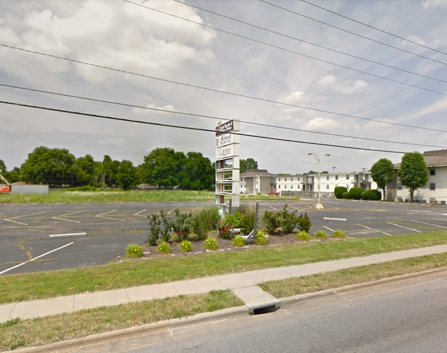 Bryan Properties plans to open a new hotel next year near the intersection of National Avenue and Battlefield Road.