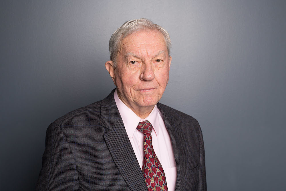 "William ""Bill"" Turner is the 2019 recipient of Springfield Business Journal's Lifetime Achievement in Business award."