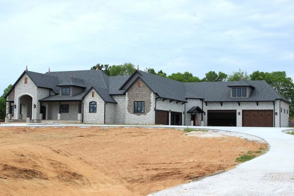 "8. 4227 Rumson Road, NixaGeneral contractor: Travis Miller Homes LLCSize: 9,800 square feet with three bedrooms and two bathroomsCost: $1.5 millionFeatures: Four-car attached shop with ""man cave"" platform, three-tiered chandelier and eight-car garage"