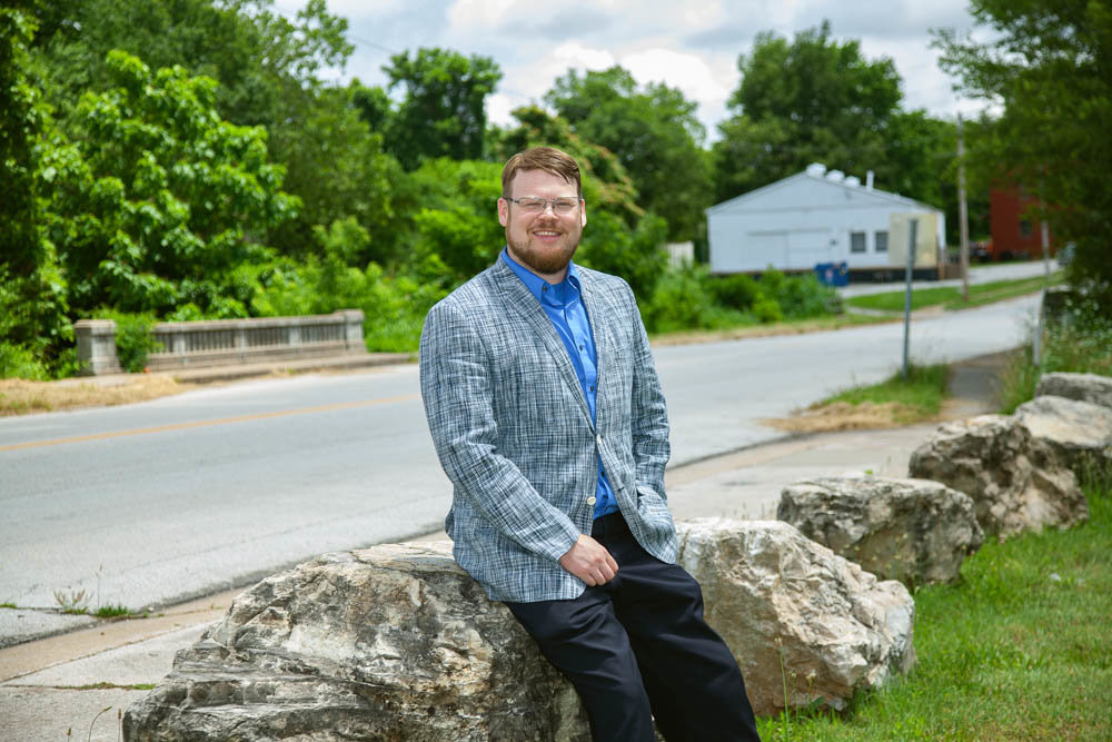 SEEING GREEN: Sun Solar founder and CEO Caleb Arthur is now on the Environmental Improvement and Energy Resources Authority, which provided $400,000 in funding for brownfields cleanup on West College Street.