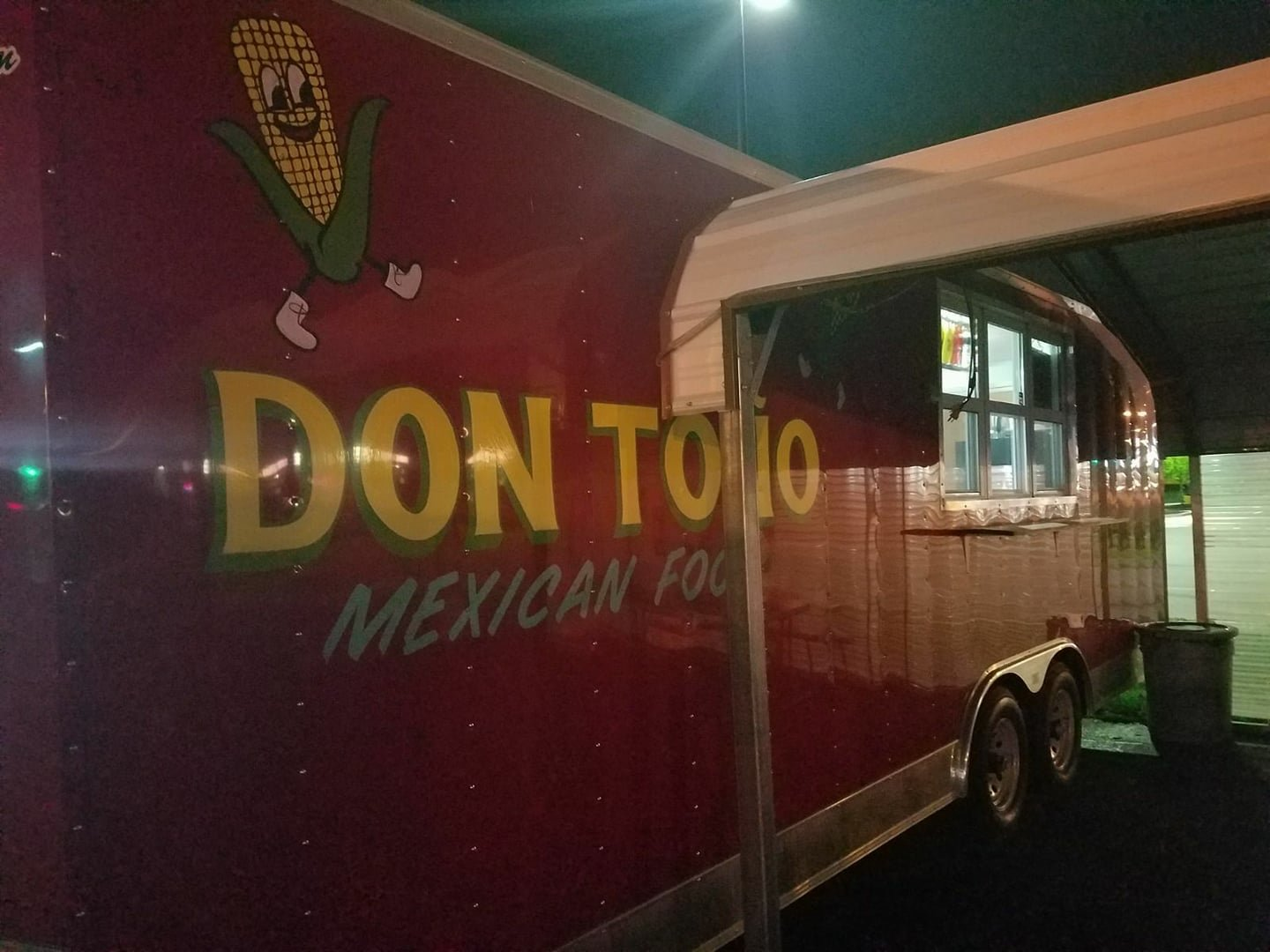 The Don Tono food truck on South Glenstone Avenue will remain in operation.