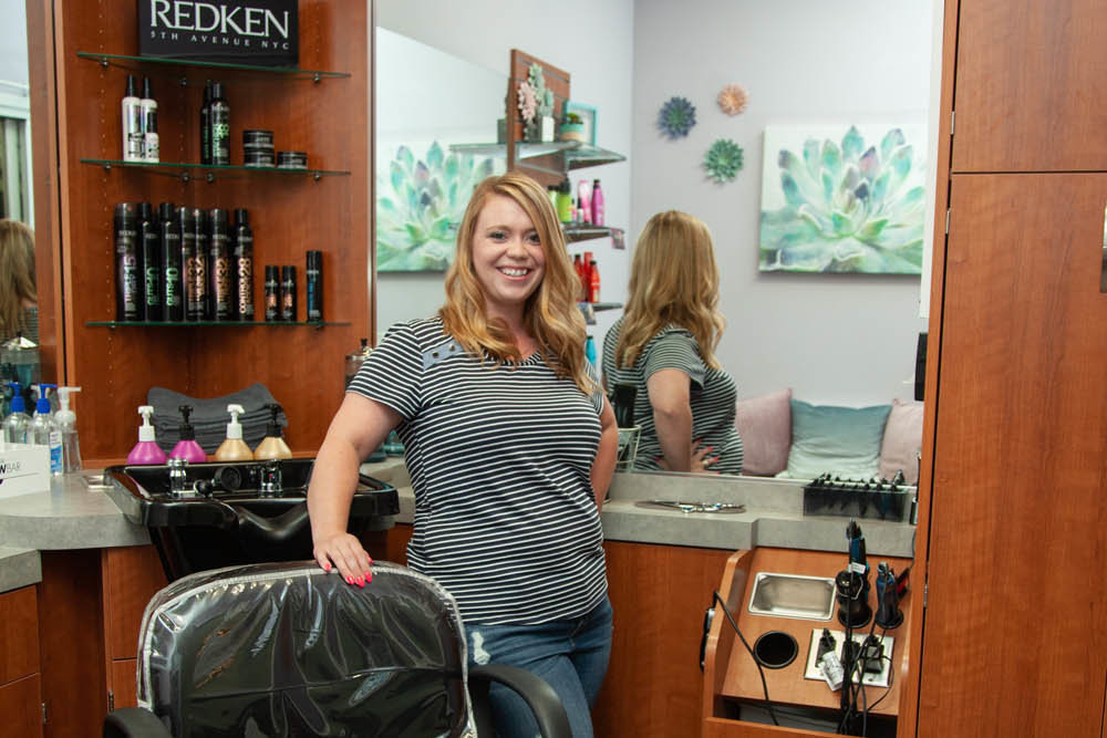 Kristen Gossett, Extra Care Hair Co.