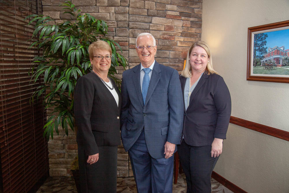 Beverly Derrickson, from left, Donald Babb and Tamera Heitz-Peek are among more than 2,100 CMH employees.