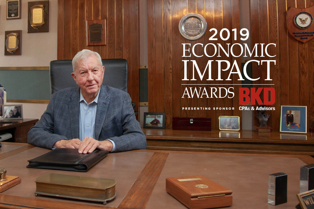 "William ""Bill"" Turner is the 2019 Lifetime Achievement in Business honoree."
