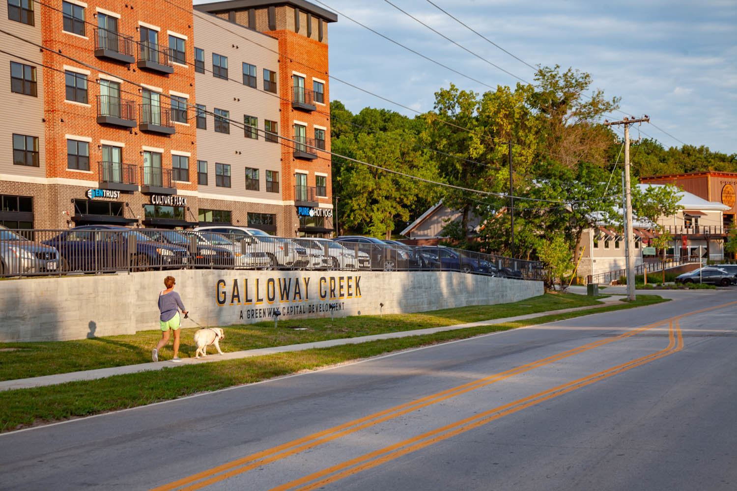 DELAY LIFTED: The 270-day development moratorium expired Aug. 2 in the Galloway neighborhood.