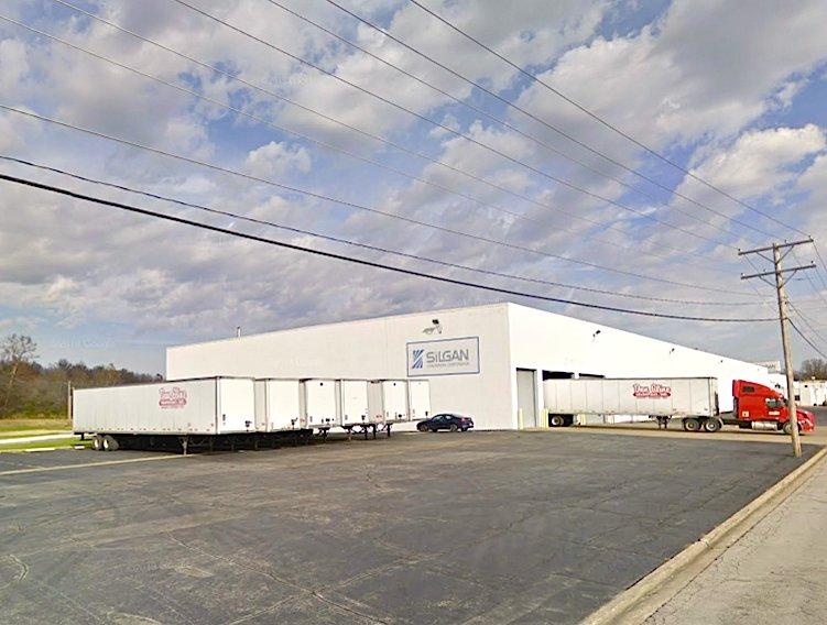 Silgan Containers' sole southwest Missouri facility is scheduled to close Oct. 4.