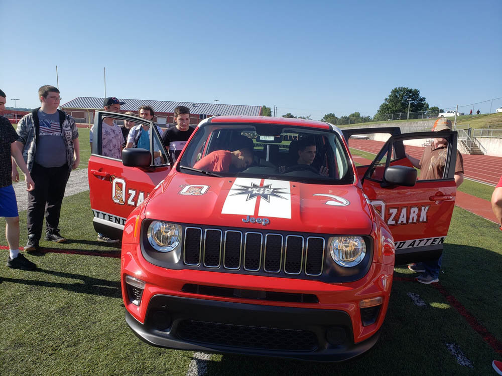 A IS FOR ATTENDANCE