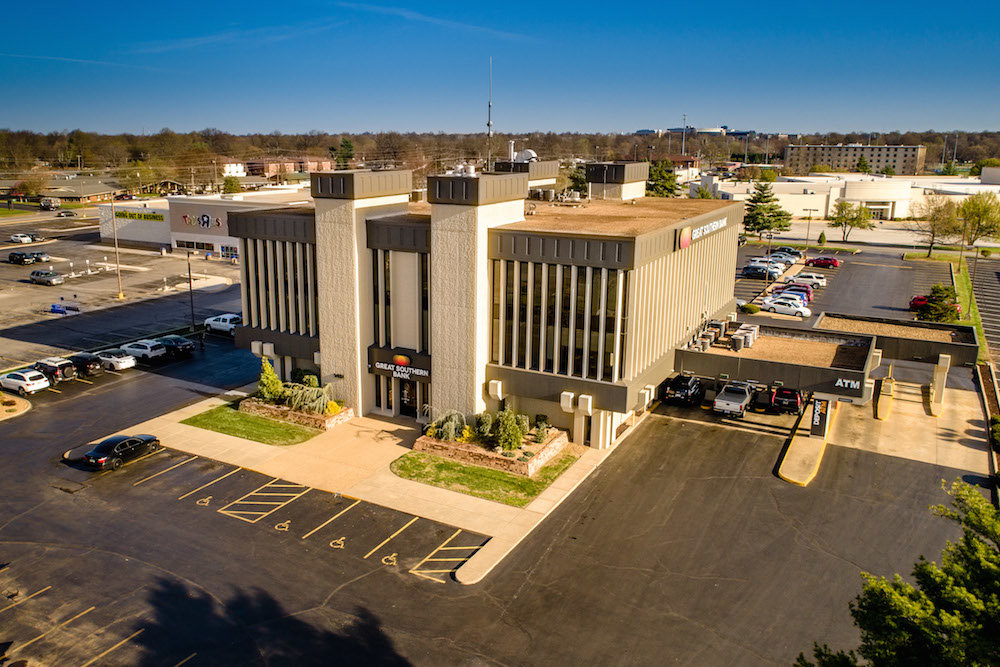 Great Southern Bank records profits of $19.7 million in the third quarter.