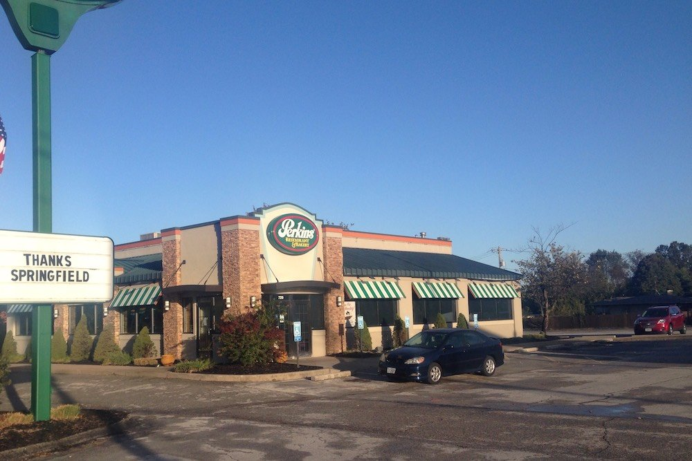 Springfield Perkins restaurant closes