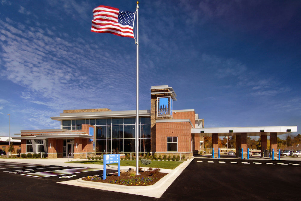 Springfield First Community Bank's assets were $708.7 million at the end of the first quarter.