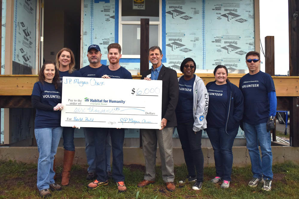 CHASE BUILDS