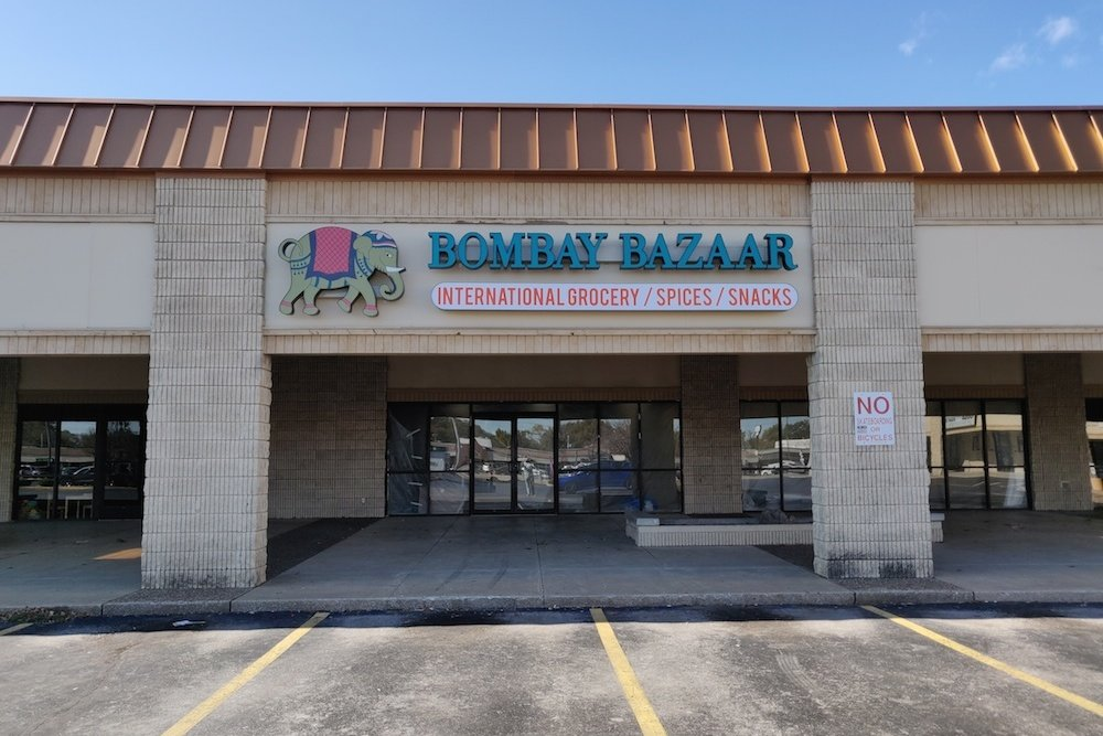 Indian grocery store Bombay Bazaar is open at 1915 S. Glenstone Ave.