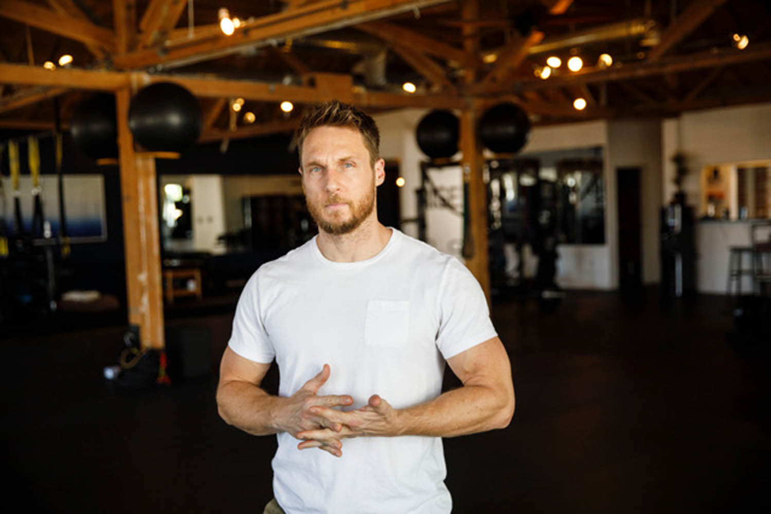 Springfield native Jason Walsh is a personal trainer to Hollywood stars, including Matt Damon, Jennifer Aniston and Brie Larson.