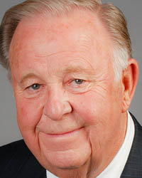 Bill Darr's donation funds two construction projects.