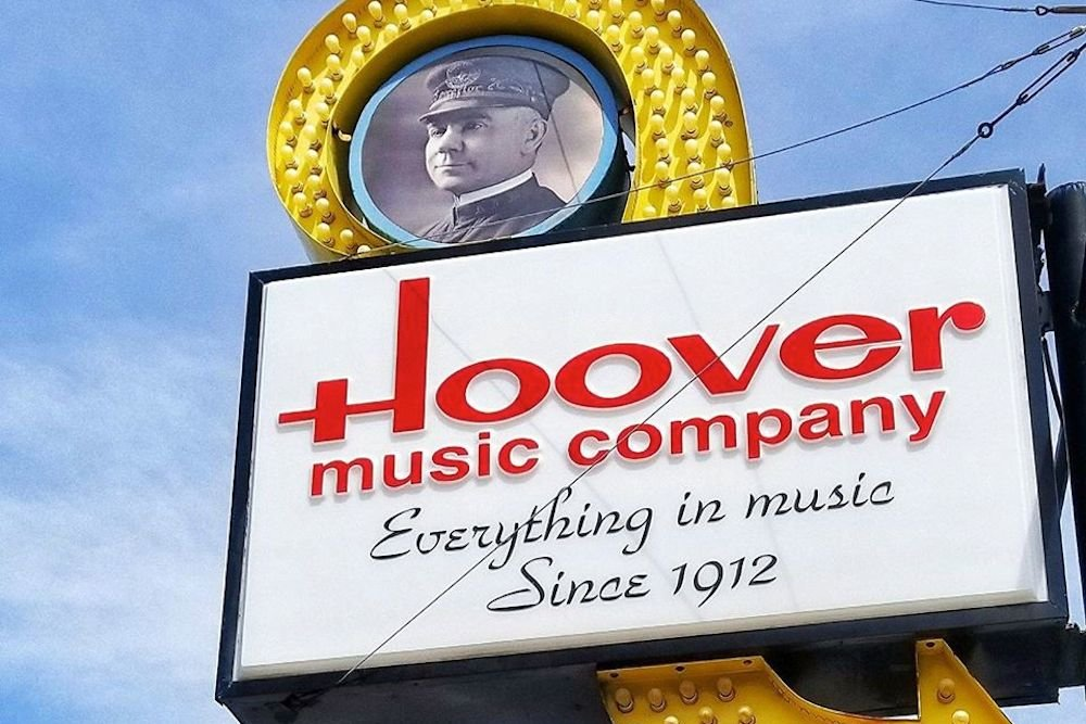 Hoover Music Co. is slated to shutter in mid-January.