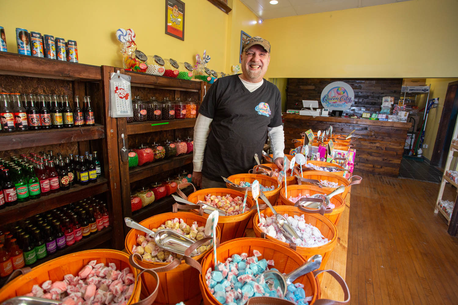 Robert Sands, Queen City Soda & Sweets